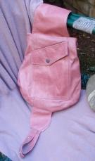 La tasca a toppa con patta del cappotto numero 1.